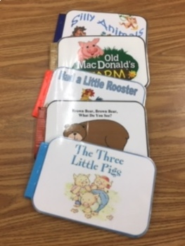 Big Animal Books Bundle - Class Books to go with your Circle Time Songs