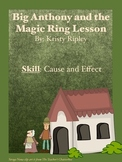 Big Anthony and the Magic Ring Lesson Plan