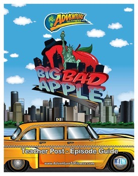Big Bad Apple Teacher Post-Episode Guide