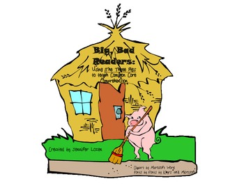Big, Bad Readers: Using The Three Pigs to teach Common Core Comprehension