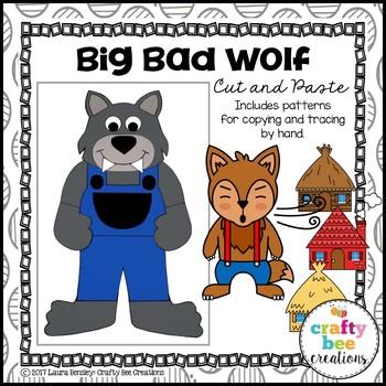 Big Bad Wolf Craft