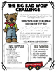3 Little Pigs and the Big Bad Wolf STEM Challenge