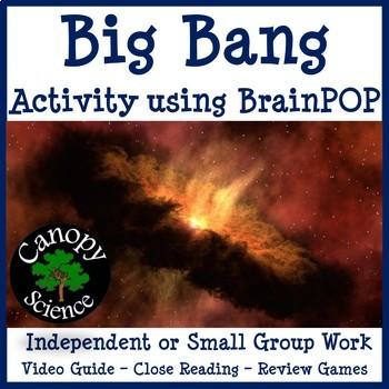 Big Bang BrainPOP