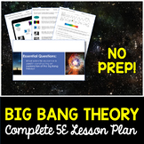 Big Bang Theory Complete 5E Lesson Plan - Distance Learning