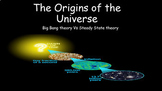 Big Bang Theory - Origins of the Universe