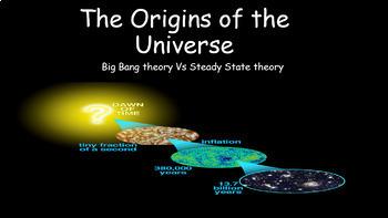 Big Bang Theory - Origins of the Universe