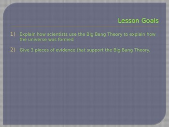 Big Bang Theory PPT