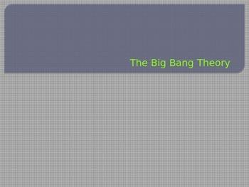 Big Bang Theory PPT