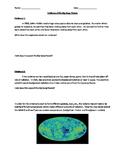 Big Bang Theory Real Science Evidence Worksheet