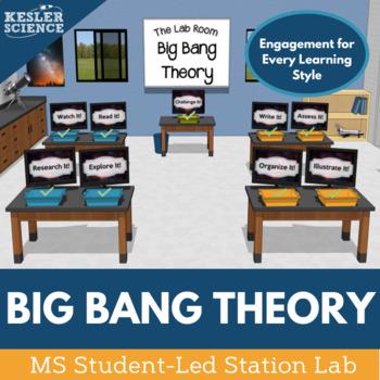 Big Bang Theory Student-Led Station Lab