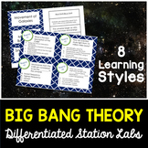 Big Bang Theory Student-Led Station Lab