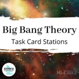 Exploring Evidence for the Big Bang Theory - 5E Activity B