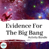 Big Bang Theory, Evidence-Based -- 5E Unit Plan (NGSS HS-ESS1-2)