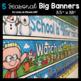 Big Banners Classroom Decor Seasonal Bundle