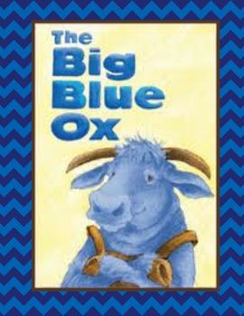 Big Blue Ox Focus Wall Posters