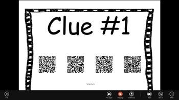 Big Blue Ox- QR Code Spelling- Scott Foresman