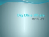 Big Blue Whale Vocabulary