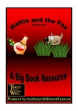 Big Book Activities - Hattie and the Fox - 16 pages