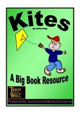 Big Book Activities - Kites - 22 pages