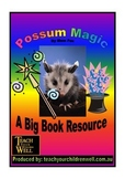 Big Book Activities - Possum Magic - 18 pages