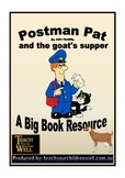 Big Book Activities - Postman Pat - 23 pages