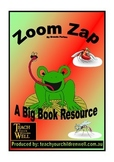Big Book Activities - Zoom Zap - 13 pages