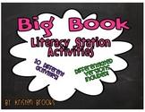Big Book Literacy Station Activities