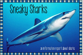 Information Report - Sharks (non-fiction big book)