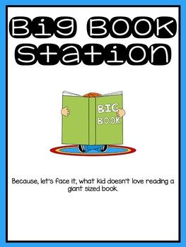 Big Book Station