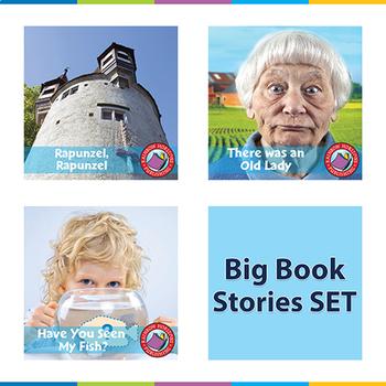 Big Book Stories SET Gr. K-3