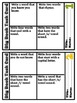 Big Book Task Cards-They are a powerful and positive teach