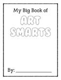 Big Book of Art Elements (lower elementary)
