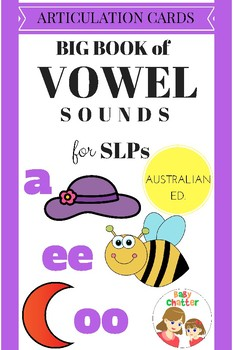 Big Book of Australian Vowels