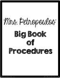 Big Book of Procedures
