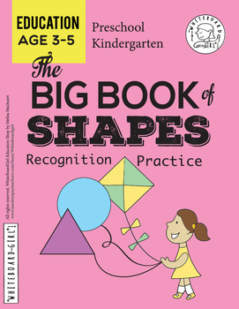 Big Book of Shapes Recognition Practice