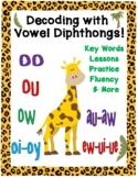 Big Book of Vowel Diphthongs