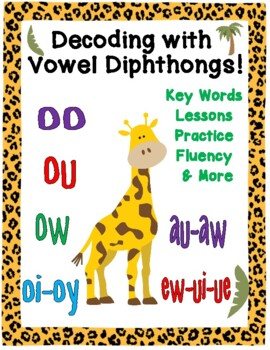 Big Book of Vowel Diphthongs