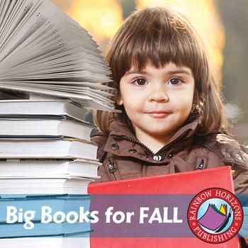 Big Books For Fall Gr. K