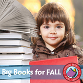 Big Books For Fall Gr. K