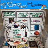 Big Box Of Work Tasks:  Science Skills