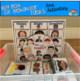 Big Box of Work Tasks:  Behavior And Emotions