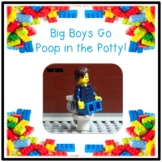 Big Boys Poop in the Potty