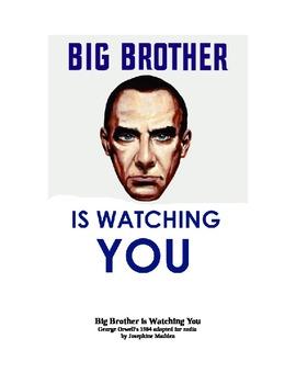 Big Brother Is Watching You - Radio Drama Based on Orwell's 1984