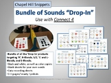 "Big Bundle!  Articulation ""Drop-In"" (Use with Connect 4)"