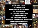 Big Bundle The Renaissance to Spanish Rebellions Power Poi