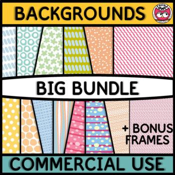 Big Bundle of Backgrounds and Frames