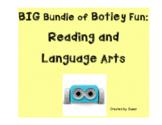 Big Bundle of Botley the Coding Robot Fun: Reading and Lan