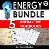 Big Bundle of Energy Interactive Notebooks