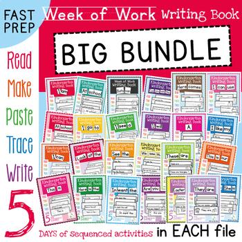 Big Bundle of Writing Books