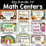 Big Bundle of Math Centers
